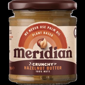 Lískooříškový krém Crunchy 170g