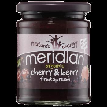 Cherry & Berry džem Bio 284g