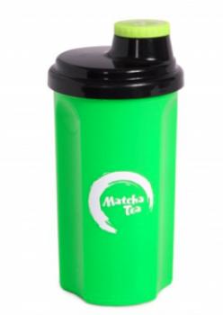 Shaker matchatea - 0,6l - P - černé víčko