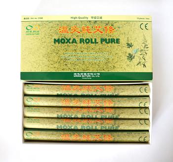 Moxa doutníková bylinná uvolňující kouřivá 1ks